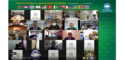 2020 INFOFISH 33rd Technical and Advisory Board Virtual Meeting