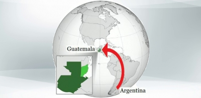 Shrimp exports to Guatemala