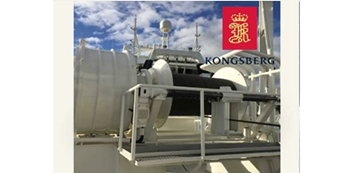 Kongsberg Maritime to Deliver Large Electric Winch Package to New Vessel for Faroese Fishing Company JFK
