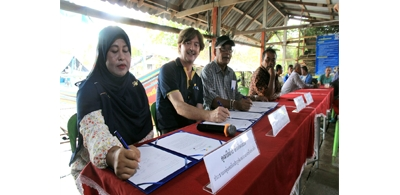 Thai Union Group signs MOU with two community groups to help strengthen the coastal fishing economy