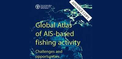 New global atlas analyses AIS use to monitor fishing activity