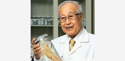 Dr.I Chiu Liao the 'father of penaeus monodon farming'